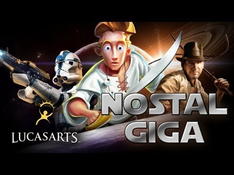 Tribute to LucasArts - Monkey Island, Star Wars und Co. - NostalGIGA Spezial