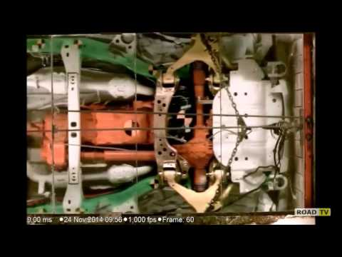 Краш тест 2015 Toyota Tundra