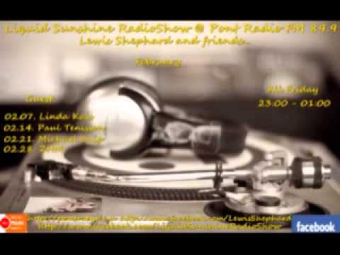 Liquid Sunshine RadioShow @ Pont Radio FM 89.9 Guest : Paul Tenisson