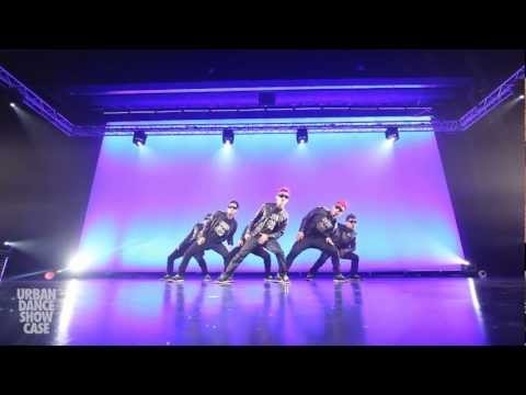 Poreotics :: Urban Dance Showcase 2011 - Winner Of Americas Best Dance Crew
