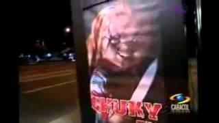 Broma Chucky En La Parada