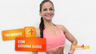 Giovana Guido - Treino de Costas e bícepss