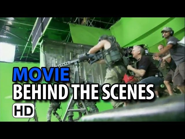 Avatar (2009) #3 Making of, Behind the Scenes & B-Roll