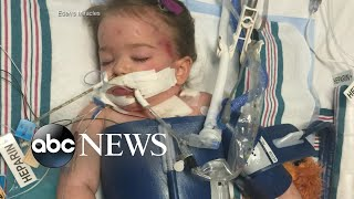 Scientists reverse brain damage in a toddler