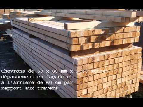 Construire un abri poubelle bois