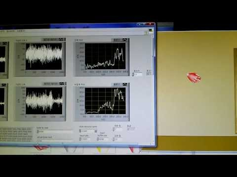 virtual reality using EMG signal [BESP]