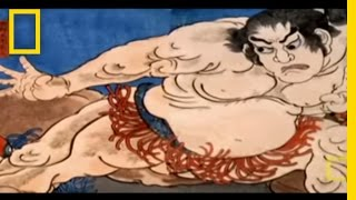 picture of Sumo Wrestler