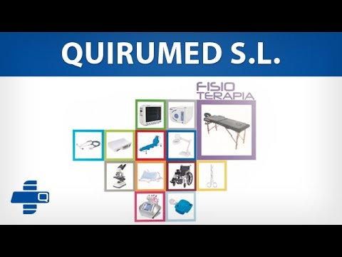 QUIRUMED S.L. Medical supplies and health products