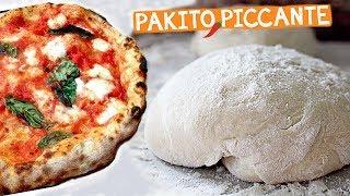 Impasto Per PIZZA NAPOLETANA Originale • Ricetta Di