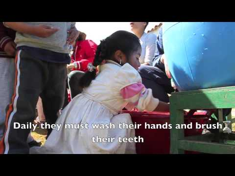 Peru's Challenge - Health and Hygiene