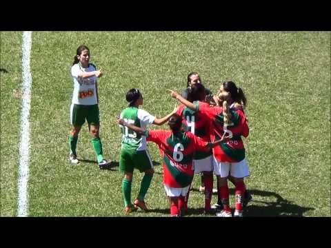 Briga no jogo Rio Preto x Portuguesa pelo Paulista Feminino