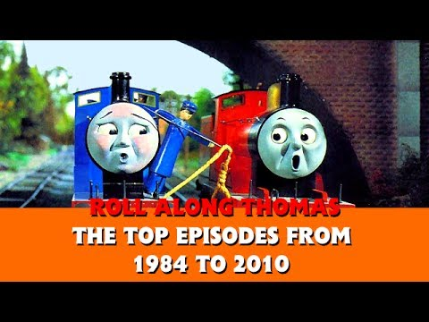 Roll Along Thomas - Thomas & Friends - The Best of Thomas
