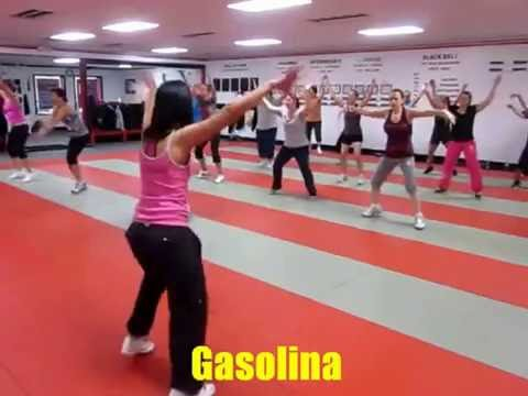 Kardio Kim Johnson Zumba Fitness Vídeo Aula 9   vídeo de exercícios para perder barriga
