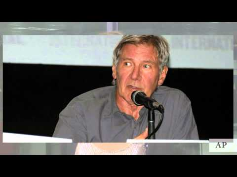 Star Wars: Episode VII filming delayed due to Harrison Ford's broken leg