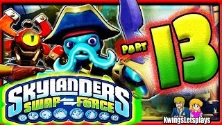 Skylanders Swap Force Episode 13 Twisted Tunnels