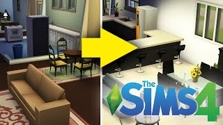 An Interior Designer Designs A Home in The Sims 4 • Pro Play