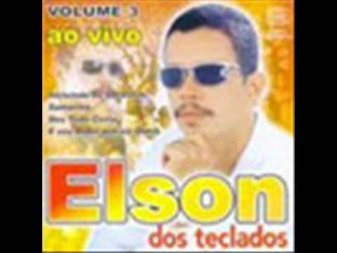 Elson dos Teclados - apaixonado