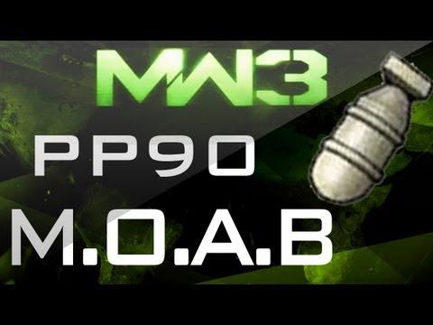 MW3 MOAB - BEASTLY PP90 MOAB