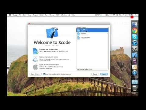 Lesson 8 How To Build iPad iPhone Apps iOS Xcode SDK Application Development Tutorials