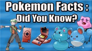 Pokemon Facts: Did You Know? Part 4 - Mew saves the Pokémon franchise