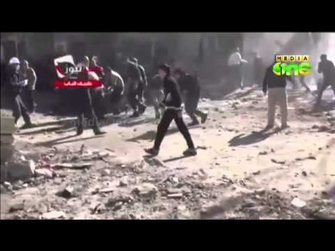 Syria air raids kill scores in Aleppo