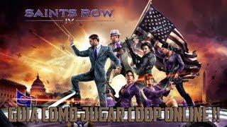 Saints Row IV GUIA Como Jugar COOP ONLINE !!