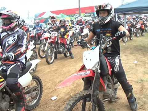 Moto Trilha reúne centenas de pessoas em Jaguaruna