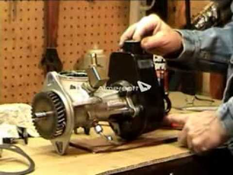 DODGE DIESEL 2 SECTION VACUUM PUMP REPAIR 1996/2002