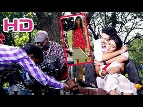 dil deewana movie making at deccan park neha deshpande rohit reddy