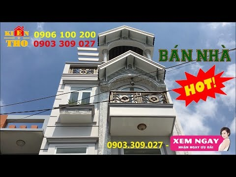 [Nhà bán Gò Vấp ]Biệt thự phố cao cấp 5x17m, đúc 4 tấm Đông Nam, Cây Trâm, 5.2 tỷ cần bán gấp.