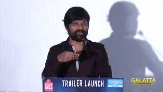 S. J. Suryah Say Sathyaraj is like water, adaptable to any character