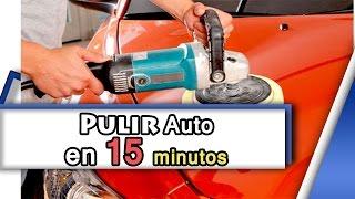 Como pulir un coche