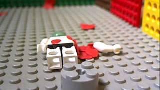Lego Atak Zombie Cz.1