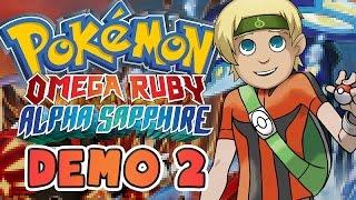 Pokemon Omega Ruby And Alpha Sapphire Demo 2