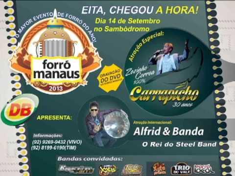 CUÑA FORRO MANAUS 2013 - BRASIL