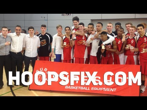 England Basketball Junior Final Fours 2013 - U18, U16 & U14!
