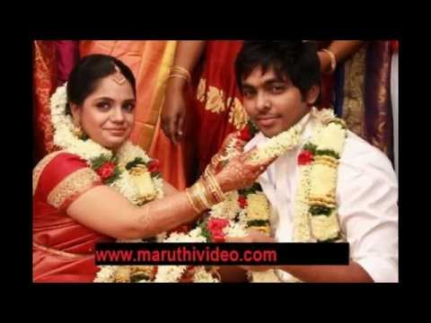 GV Prakash and Saindhavi wedding & engagement video gallery