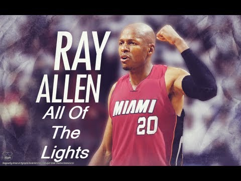 [Miami Heat] Ray Allen Mix: All Of The Lights [HD]