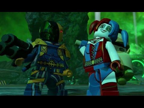 LEGO Batman 3 - The Squad DLC Pack (All Characters & Free Roam Gameplay)