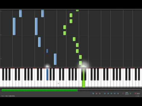 Carter Burwell - Bella's Lullaby (piano tutorial with sheet music)