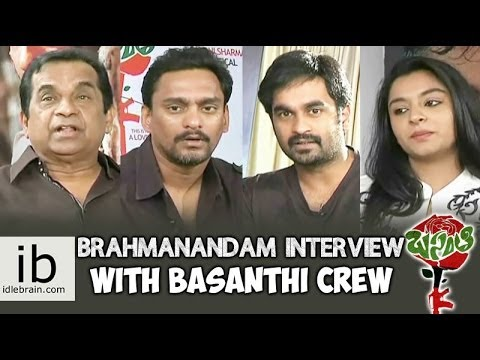 Interview with Basanti Movie Team