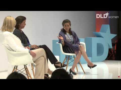 DLDwomen14 - Unite! An Urgent Call for Action (Jala El Jazairi, Charmaine Hedding, Melissa Fleming)