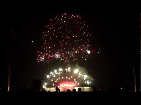(HD) China - 3rd Philippine International Pyromusical Competition 2012