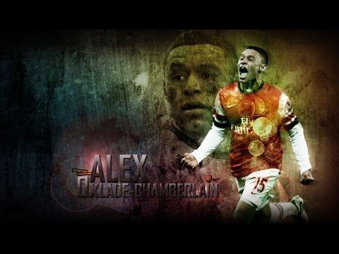 Alex Oxlade-Chamberlain  | 2013/14 HD