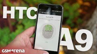 اول نظرة على HTC One A9 بالفيديو