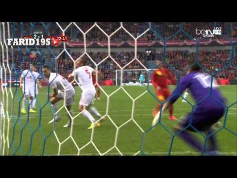 بلجيكا 5-1 لوكسمبرج - Belgium 5-1 Luxembourg