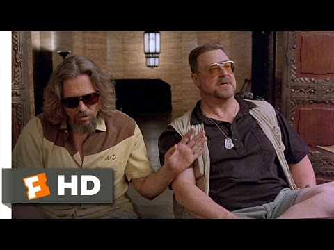 The Big Lebowski (11/12) Movie CLIP - The Bereaved (1998) HD