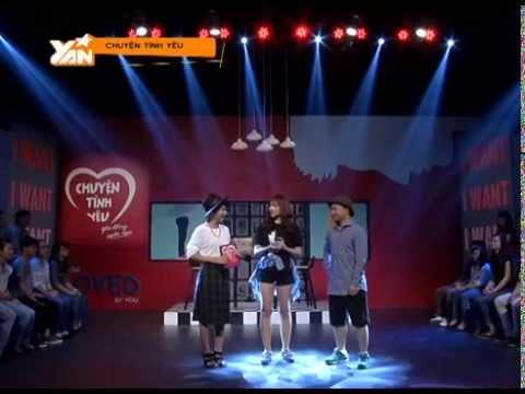 YANTV_Chuyện Tình Yêu_Hari Won - Tiến Đạt_Phần 1