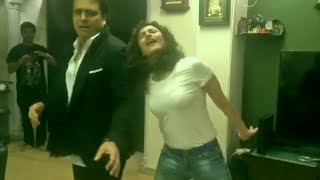 Watch : Superstar Govinda Dancing With His Niece Ragini Khanna At Home