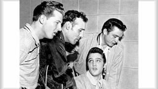 The Million Dollar Quartet Elvis Presley,Carl Perkins